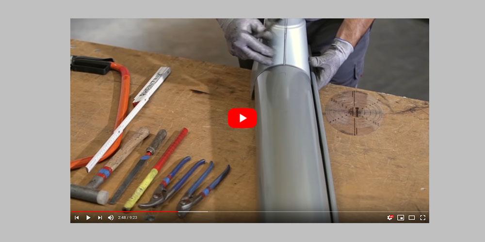 Heimwerker Baustoffe & Holz Sammlung Hier Kupfer Einhangstutzen Kastenform Rg333 Für Fallrohr Dn100