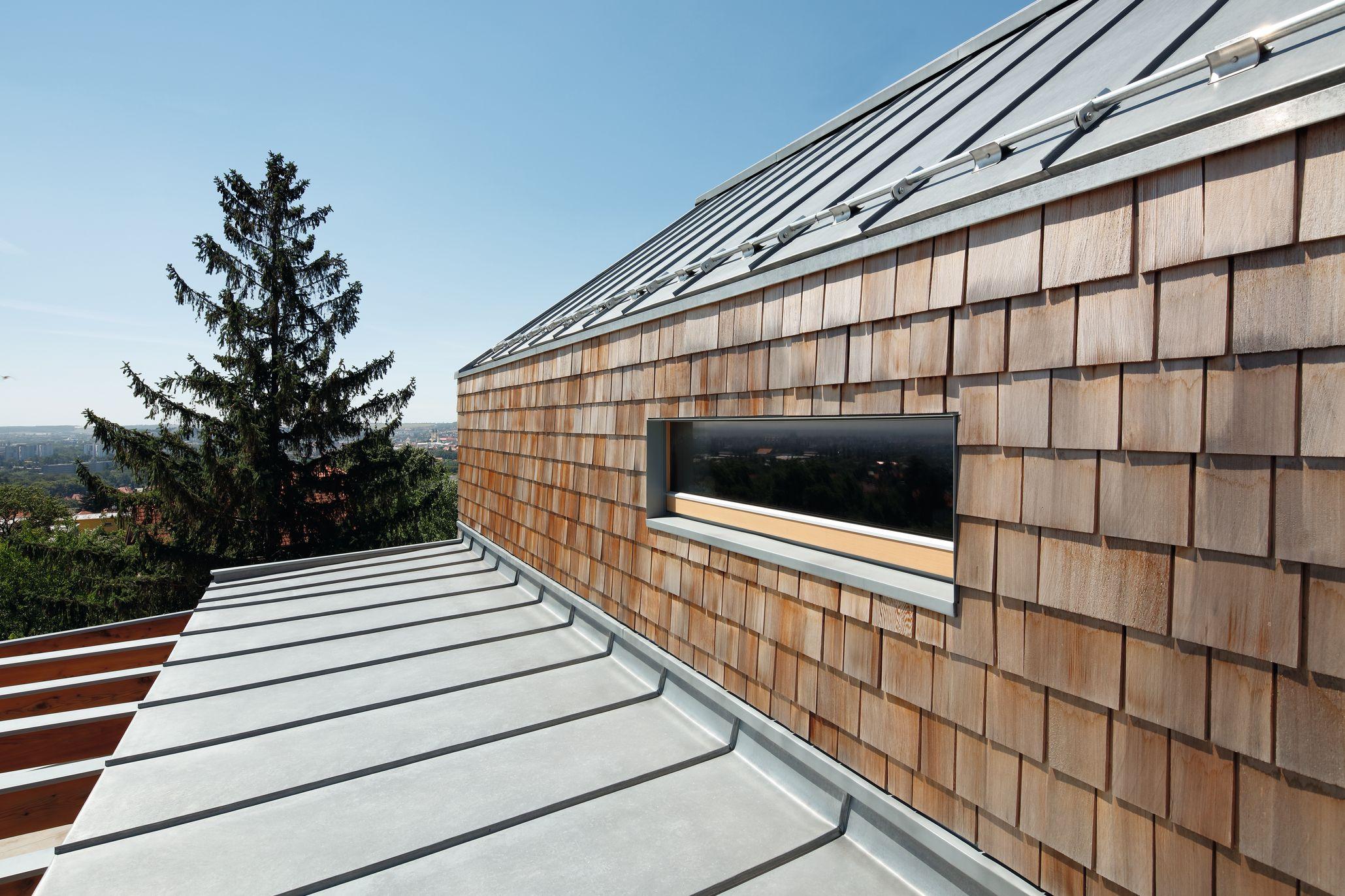 Relativ Dachsysteme - Produkte von RHEINZINK | rheinzink.de OT57