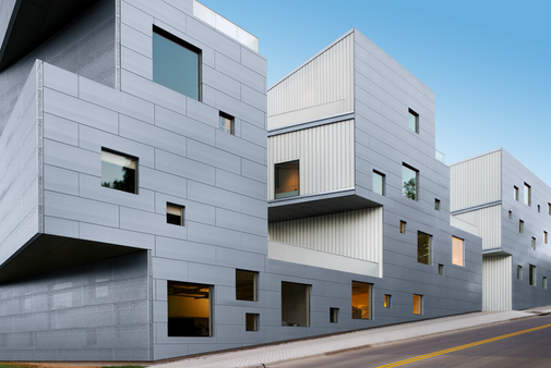 Visual Arts Bulding, University of Iowa