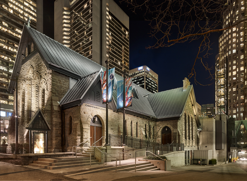 Christ Church Cathedral Renovation
