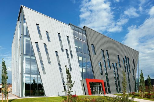 RAD Building University of Nottingham